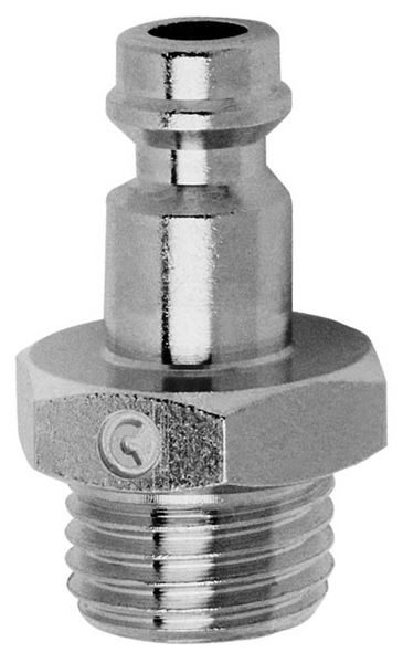 5150/5180 Plug-Male Thread-Parallel Quick Release Coupling