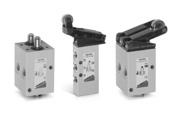 Series 1 and 3 Mechanically Operated Valves